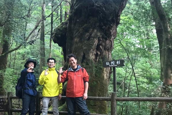 世界自然遺産「屋久島」で役員合宿を実施しました